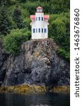 Lighthouse In Halibut Cove ...