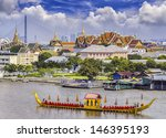 Landscape Of Thai\'s King Palac...