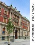 belgrade  serbia   july 2019 ... | Shutterstock . vector #1464175250