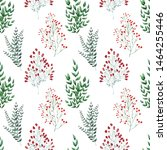 watercolor background picture... | Shutterstock . vector #1464255446
