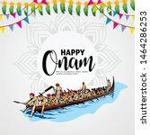 illustration of colorful... | Shutterstock .eps vector #1464286253