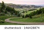 Typical Mountain Driveway