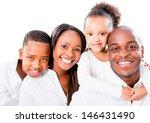 beautiful african american... | Shutterstock . vector #146431490