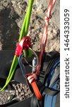 Small photo of climbing gear for rock climbing