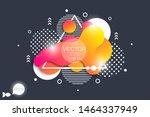 bright design of background... | Shutterstock .eps vector #1464337949