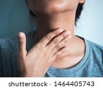 Close Up Asian Woman Hand...