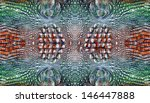 crocodile skin texture... | Shutterstock . vector #146447888