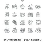 global health care well crafted ...   Shutterstock .eps vector #1464535850