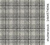 monochrome irregulary textured... | Shutterstock .eps vector #1464574046