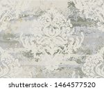 vintage ornament pattern vector.... | Shutterstock .eps vector #1464577520