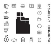set of universal icons for web...