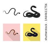 vector design of mammal and...   Shutterstock .eps vector #1464611756