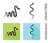 vector design of mammal and...   Shutterstock .eps vector #1464617846