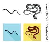vector illustration of mammal...   Shutterstock .eps vector #1464617996