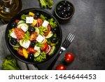 Greek Salad. Vegetable Salad...