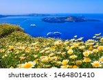Santorini  Greece Spring...