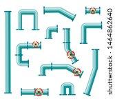 vector set of details ware...   Shutterstock .eps vector #1464862640