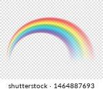 abstract realistic cartoon... | Shutterstock .eps vector #1464887693