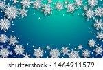 christmas illustration of white ...   Shutterstock .eps vector #1464911579
