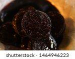 traditional thai dessert in... | Shutterstock . vector #1464946223