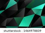 dark green vector abstract...