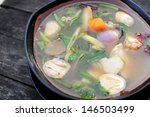 Tom Yum   Spicy Soup Thai Style