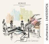 Venice  Italy  Europe. Venetia...