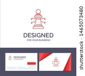 creative business card and logo ... | Shutterstock .eps vector #1465073480