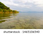 Lake Chiemsee During Golden Hour