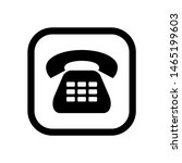 phone call icon vector template ...