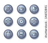 ball web icons  set 27 | Shutterstock .eps vector #14652841