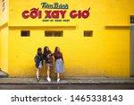 da lat city  lam dong province  ... | Shutterstock . vector #1465338143