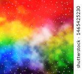 light multicolor vector layout... | Shutterstock .eps vector #1465425230