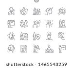 personality well crafted pixel... | Shutterstock .eps vector #1465543259