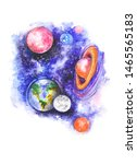 planets of the solar system in...