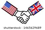 Usa Great Britain Friendship ...