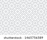 abstract geometric pattern. a... | Shutterstock .eps vector #1465756589