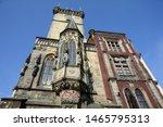 Old Town Hall. Prague. Czech....