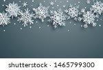 christmas illustration of white ...   Shutterstock .eps vector #1465799300