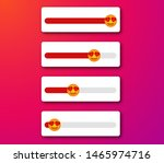 love feedback rating gauge .... | Shutterstock .eps vector #1465974716