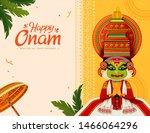 Happy Onam Festival With...
