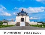 Chiang Kai Shek Memorial Hall...