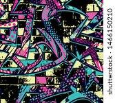 Cool Abstract Bright Graffiti...