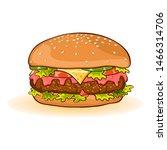 Calorific Fattening Fast Food....