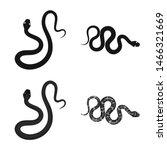 vector design of mammal and...   Shutterstock .eps vector #1466321669
