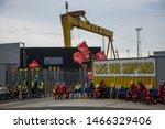 Harland And Wolff Workers...