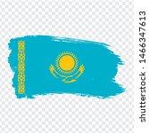 flag republic of kazakhstan...
