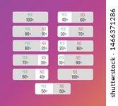 instagram poll  vote  social... | Shutterstock .eps vector #1466371286