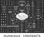 mega collection of vector... | Shutterstock .eps vector #1466566676