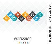 workshop trendy ui template...